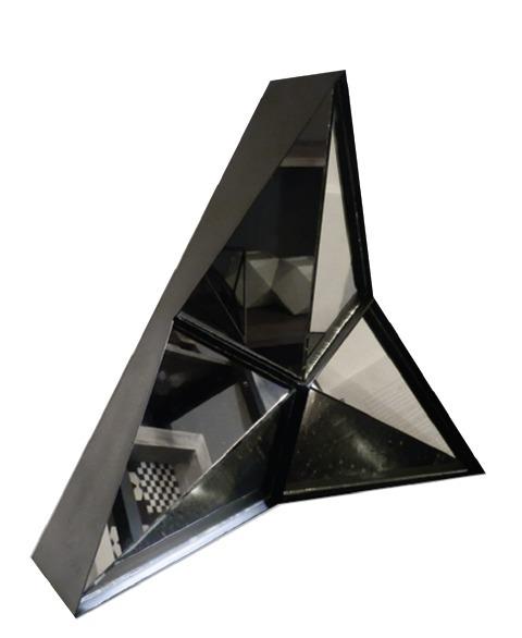 SOHO, 'Espejo pirámide', 2015, So Ho Arquitectos