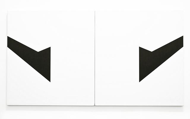 , '4 AM/4 PM, da série TAC-TIC,' 2012, LURIXS: Arte Contemporânea