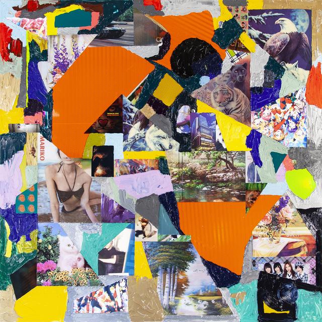 Teppei Kaneuji, 'ZONES (Mountain) #1', 2019, Jane Lombard Gallery