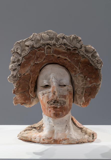 , 'Head #8,' 2016, Eutectic Gallery
