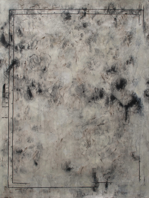 , 'Water Stains 1,' 2009, Wei-Ling Gallery