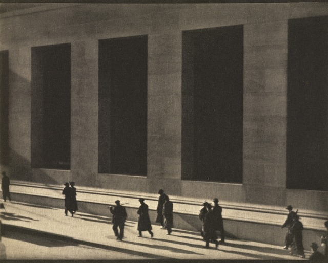 , 'New York,' Negative 1915; print 1916, J. Paul Getty Museum
