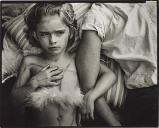 Sally Mann, 'Jessie Bites,' 1985, Phillips: Photographs