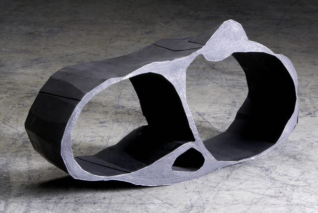 Myra Mimlitsch-Gray, 'Trunk Sections (3 Parts)', 2007, Sculpture, Cast ductile iron, Sienna Patti Contemporary