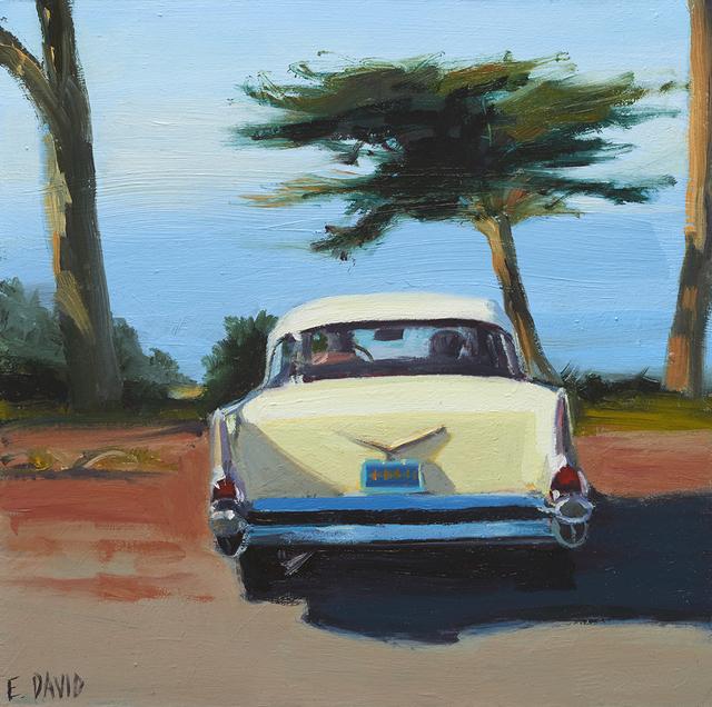 , 'Cadillac,' 2015, Paul Thiebaud Gallery