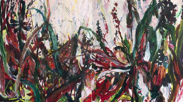, 'The Revelers,' 2016, Asya Geisberg Gallery