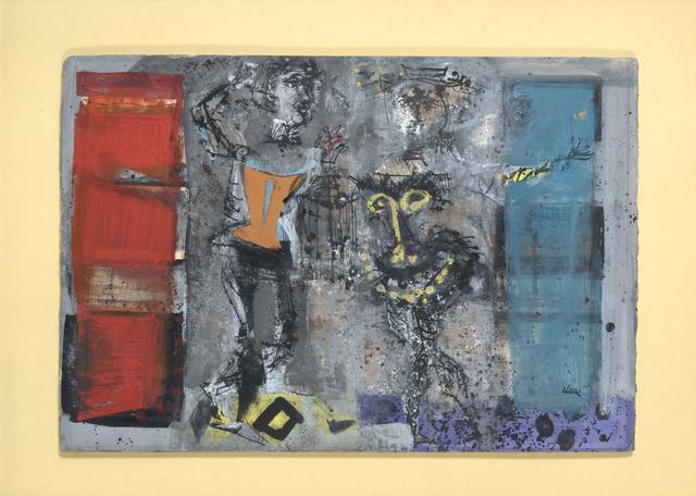 Antoni Clavé, 'Untitled (Danseurs De Ballet)', Circa 1950, Digard Auction