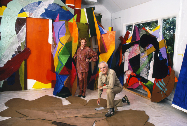 Harry Benson, 'Alexander and Tatiana Liberman', 1986, Staley-Wise Gallery