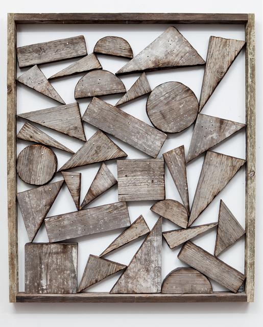 , 'Euclid,' 2014, 10 Hanover