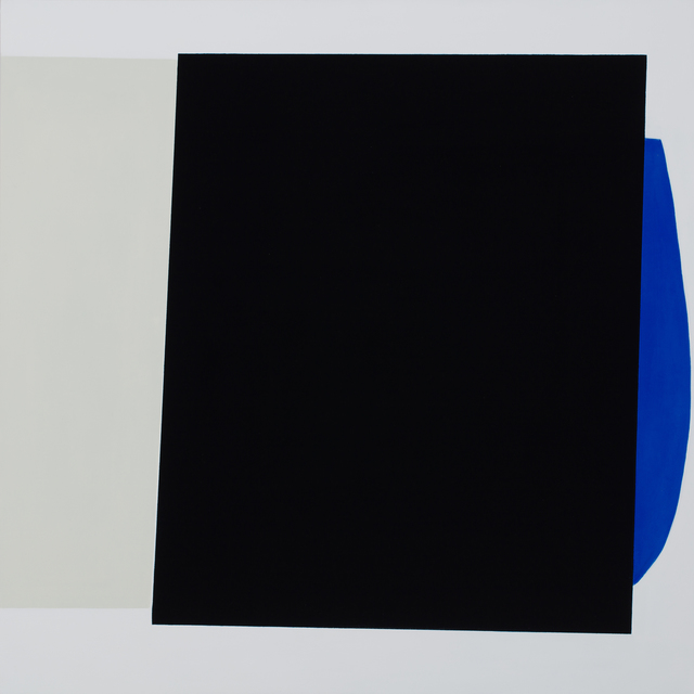 , 'French Blue,' 2017, Page Bond Gallery