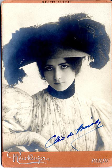, 'Portrait de Cléo de Mérode,' ca. 1905, Les Arts Décoratifs