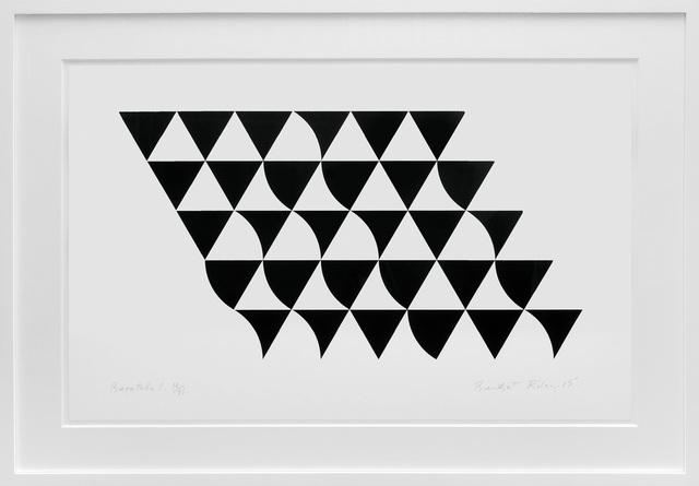, 'Bagatelle 1,' 2015, Peter Harrington Gallery