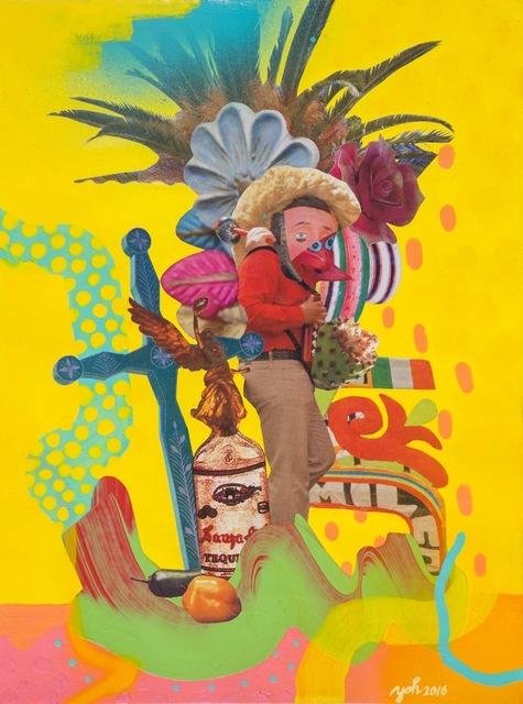 , 'Color Envoys VI,' 2016, Mirus Gallery