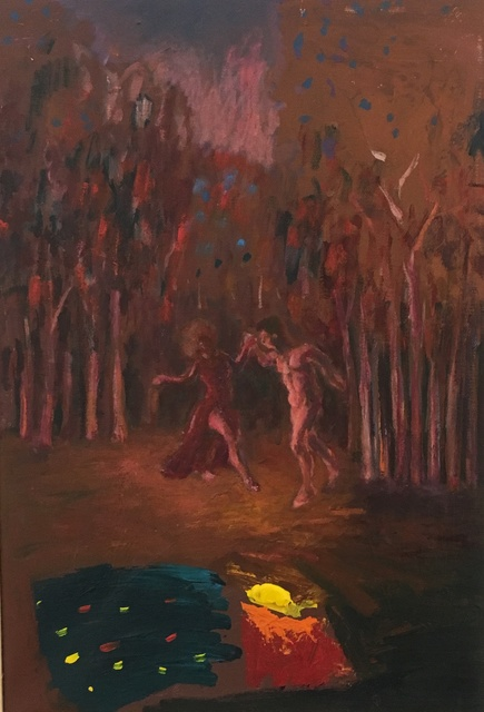 , 'A Night Dance 1,' 2013, Gallery One
