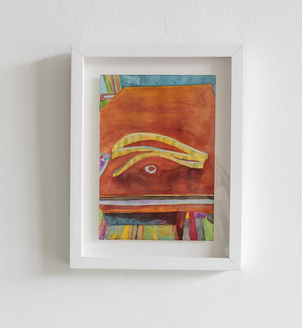 Santiago Cucullu, 'Left Over Wood is the Eye of Ra', 2019, Simone DeSousa Gallery