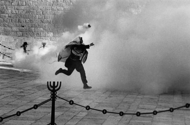 , 'Jerusalem, Western Wall (Wailing Wall). ,' 1989, Magnum Photos