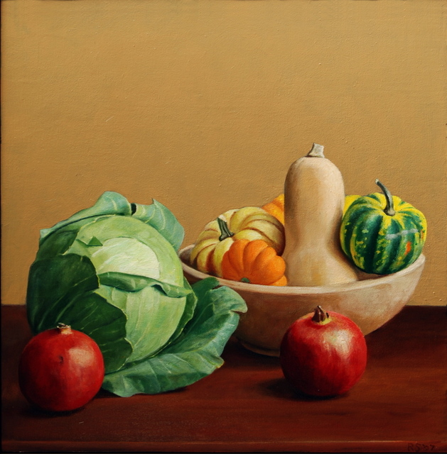 , 'Cabbage and Pomegranates ,' , Zenith Gallery