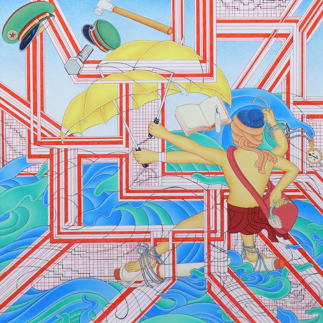 Tenzing Rigdol, 'In Exile, in Hong Kong', 2019, Rossi & Rossi