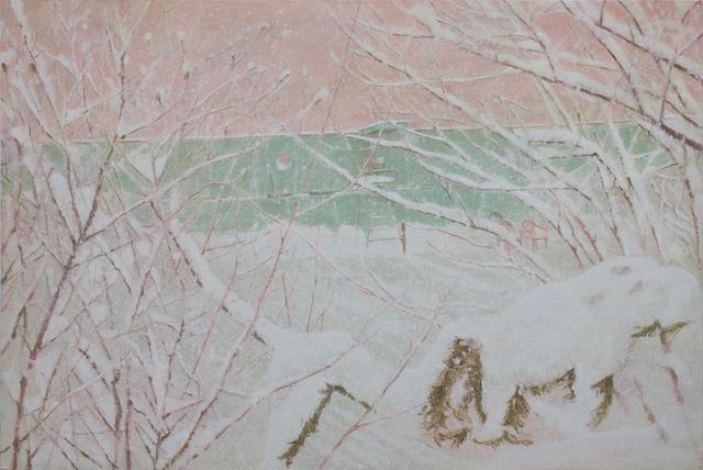 , 'Snow,' 2011, Johyun Gallery
