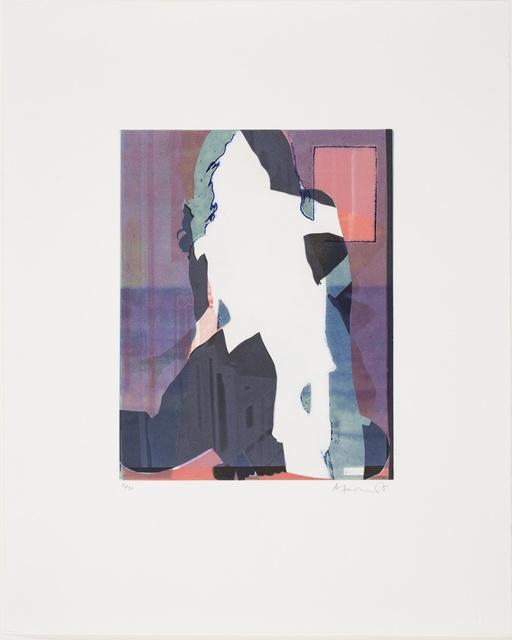 Angus Fairhurst, 'Unprinted 1,' 2005, Paul Stolper Gallery