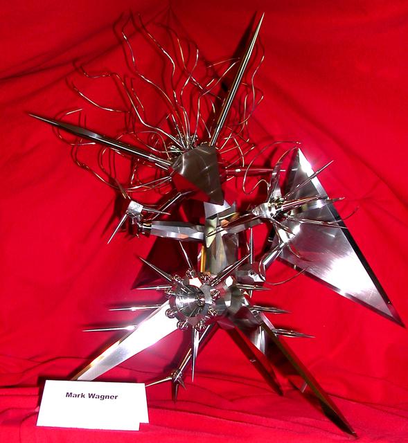 , 'Silver Dragoness,' 2010, Joshua Tree Art Gallery