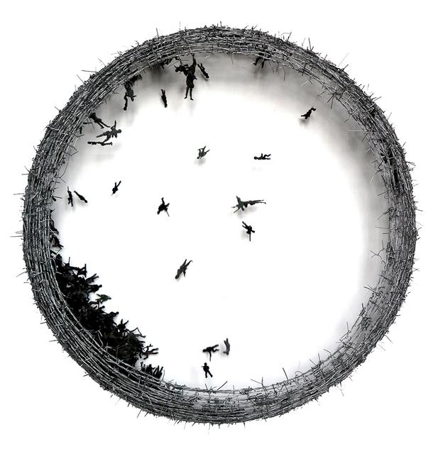 , 'Wheel of Fortune,' 2016, Zilberman Gallery