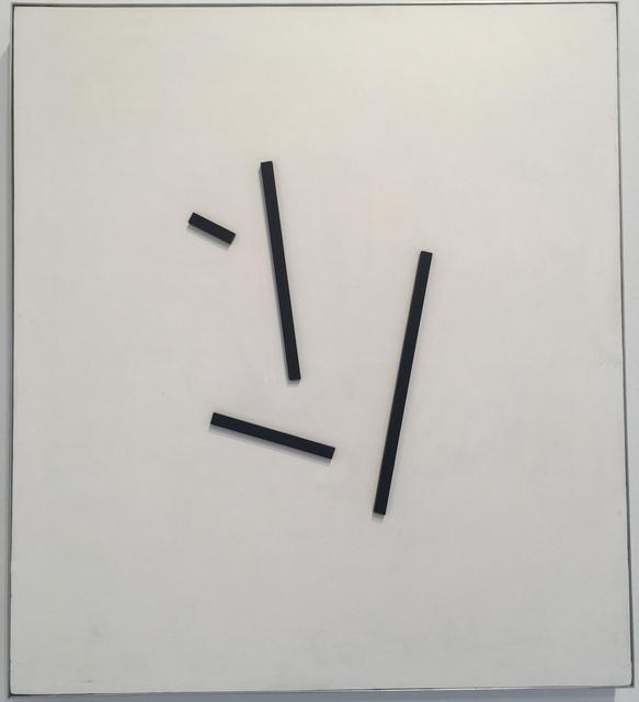 , 'Dibujo Concreto, No. 5-E,' 1947, Leon Tovar Gallery