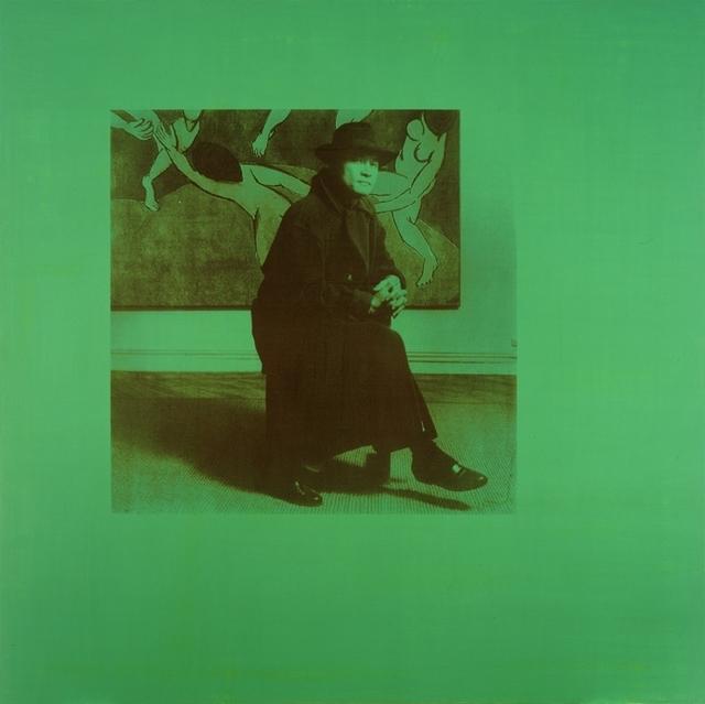, 'Dancing 1,' 2002, Postmasters Gallery