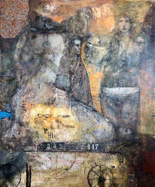 , 'Witness,' 2018, Blue Rain Gallery