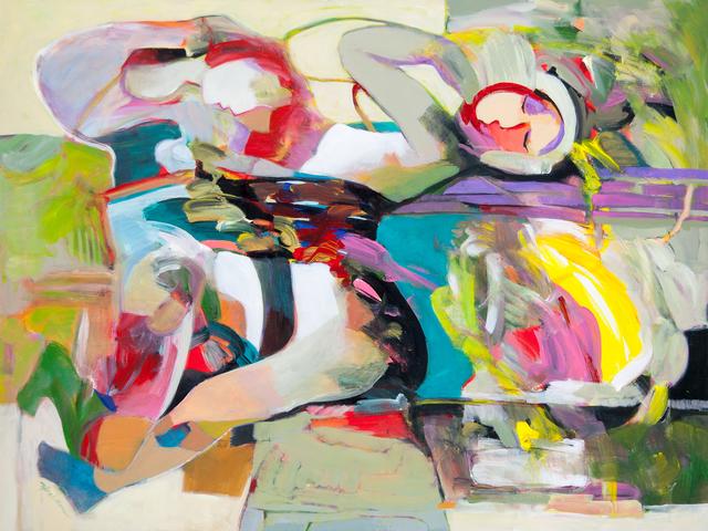 , 'Two Vision,' 2018, Avran Fine Art