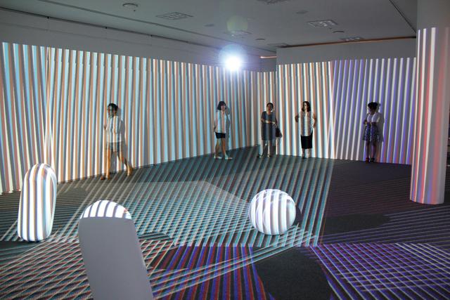 , 'Translucent Chromointerferent  Environment,' 1974/2009, Galeria Raquel Arnaud