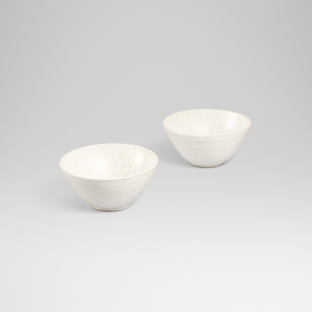 Aage and Kasper Wurtz, 'bowls, pair', Wright