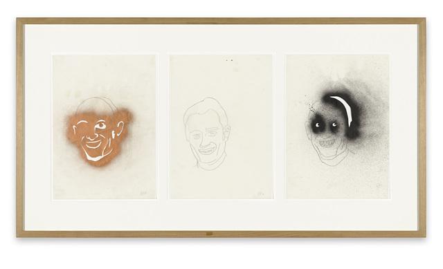 , 'Ohne Titel (Schablonenbilder) / Untitled,' 1975, Suzanne Tarasieve