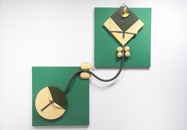 Miguel Angel Cardenas, 'Green Couple ', 1964, Instituto de Visión