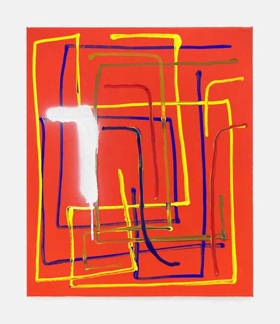 André Butzer, 'untitled', 2019, Kirchgasse