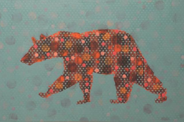 , 'Animal Painting #016-1363,' , Diehl Gallery