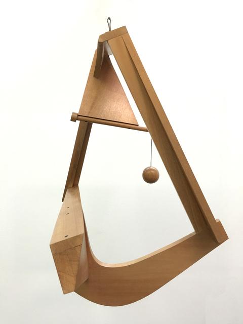 , 'Colgante con esfera,' 2016, Durban Segnini Gallery