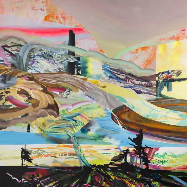 , 'Forgotten History,' 2017, Galleri Urbane