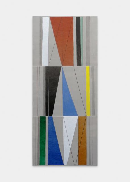 Julio Villani, 'Ecriture et dépossession', 2019, Galeria Raquel Arnaud