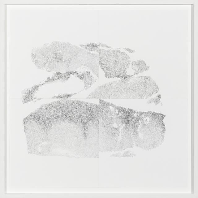 , 'Freie Ausrichtung 1,' 2017, Galerie Thomas Schulte