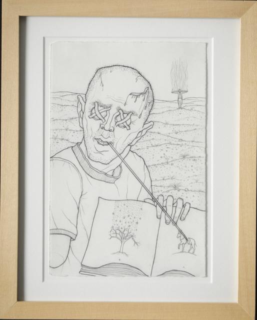 , 'Blind Prophet,' , Hieronymus