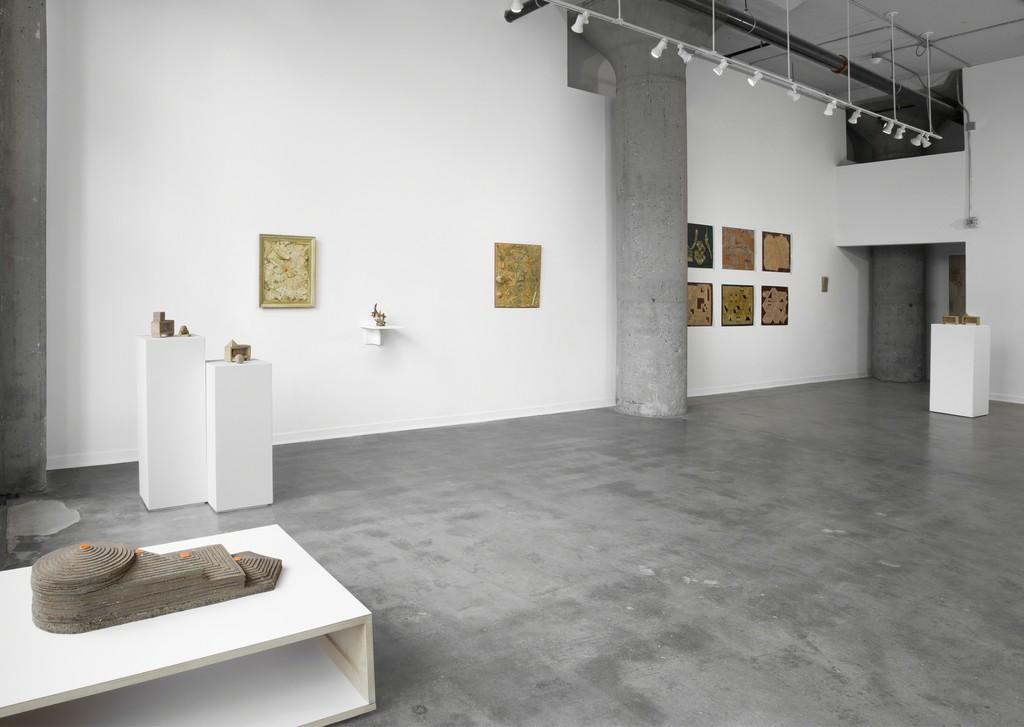 Cass Corridor, Connecting Times: Steve Foust, Greg Murphy, And Nancy Pletos  | Simone DeSousa Gallery | Artsy