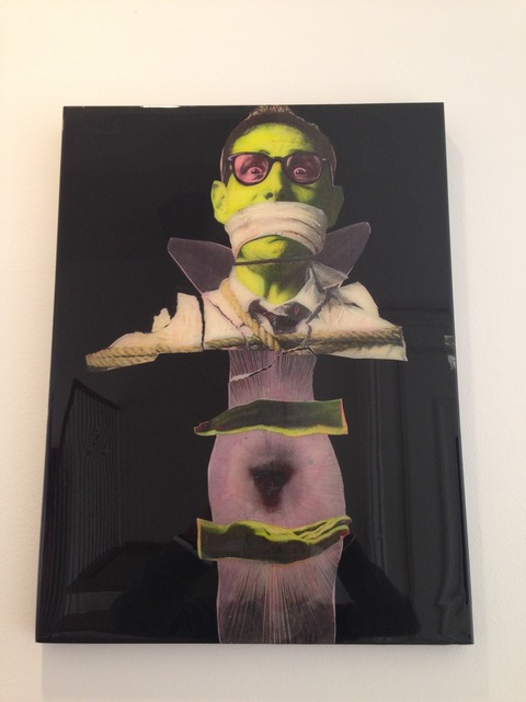 Judith Supine, 'Michael K', 2010, MUCA