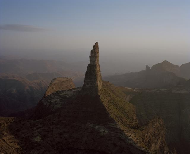 , 'Rock, Simien Mountains, Ethiopia ,' 2015, Francesca Maffeo Gallery