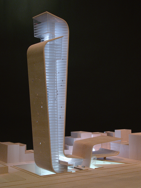 , 'EMBRACING TOWERS- MUSEUM OF THE 21ST CENTURY,' 2003, Nancy Hoffman Gallery