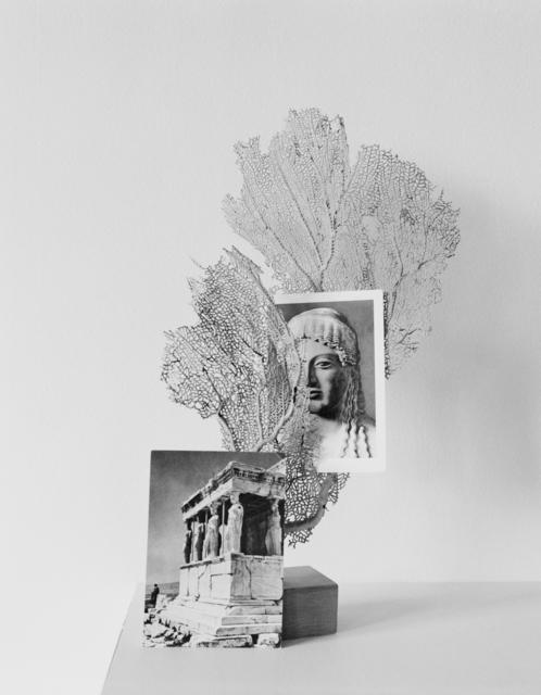 , 'Jeune femme drapée, dite la boudeuse,' 2017, PARISIAN LAUNDRY