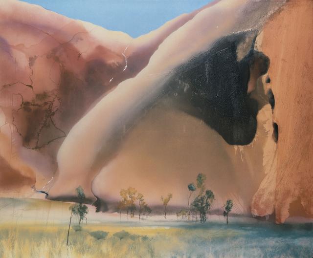 , 'Permanent Water Mutidjula, by the Kunia Massif (Maggie Spring, Ayers Rock),' 1985-1986, Gagosian