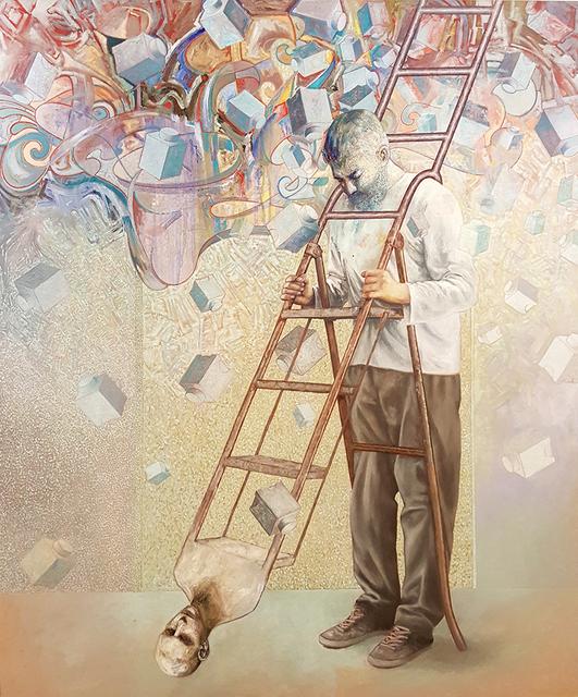, 'Duplo,' 2016, Galeria Movimento