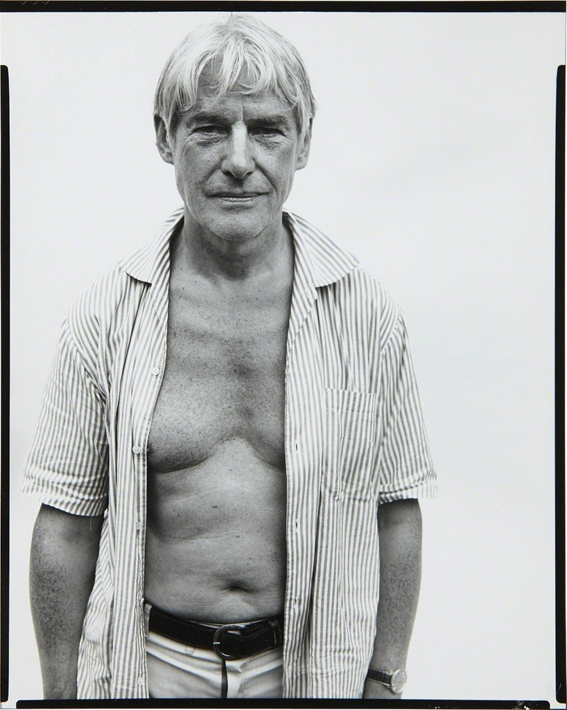 Willem de Kooning, painter, Springs, Long Island, August 18