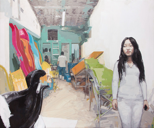 , 'DESLIZ_3,' 2013, LGM Arte Internacional
